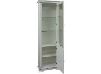 """Шкаф с витриной """"Мартина 1 3D"""" П573.01 3D"""