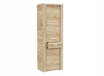 Шкаф-пенал для одежды ГМ-4 (ДБ) Магнолия