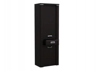 Шкаф-пенал для одежды ГМ-4 (ДВ) Магнолия