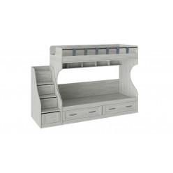 Двухъярусная кровать «Кантри» (Винтерберг) СМ-308.11.001