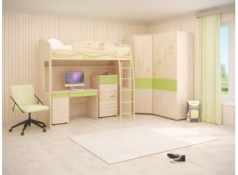 Мебель для детской Акварель 24