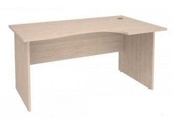 Угловой компьютерный стол Альфа 63.21 правый