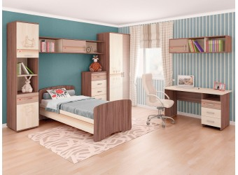 Мебель для детской Британия 19