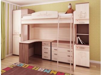 Мебель для детской Британия 7