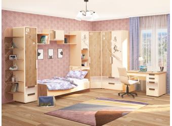 Мебель для детской Фристайл 5
