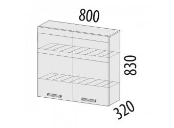 Шкаф-сушка кухонный Оранж 09.02