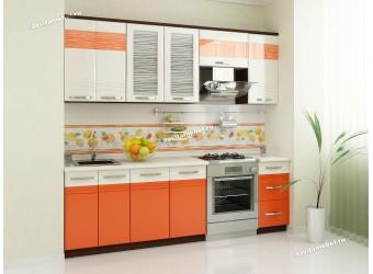 Кухонный гарнитур Оранж 12