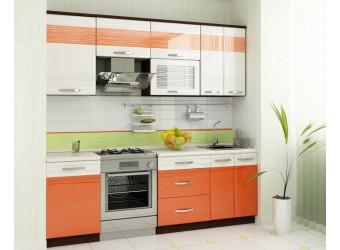 Кухонный гарнитур Оранж 8