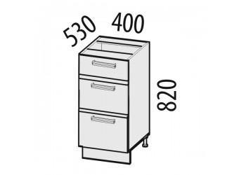 Шкаф кухонный напольный Палермо 08.90 (с системой плавного закрывания)