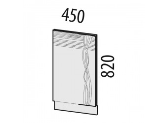 Панель для посудомоечной машины Софи 22.70