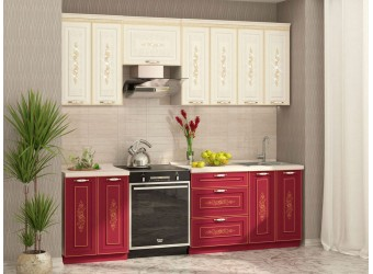 Кухонный гарнитур Виктория 9