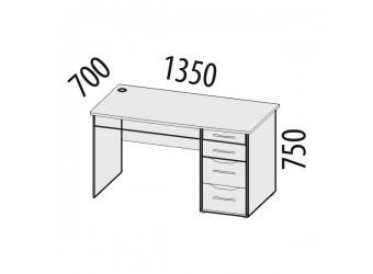 Компьютерный стол Мегаполис 55.14