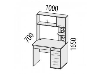 Компьютерный стол Мегаполис 55.26