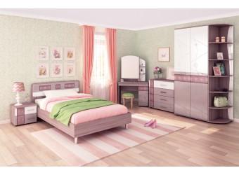 Молодежная спальня Розали 4 от Витра