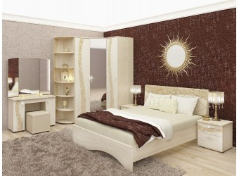 Спальня Соната 2 от Витра