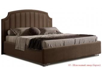 Двуспальная кровать с подъемным механизмом Verona