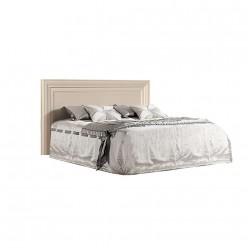 Двуспальная кровать с подъемным механизмом Амели АМКР140-1 (штрих-лак)