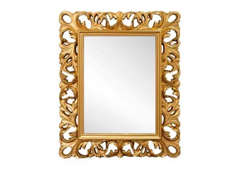 Настенное зеркало 1809 (2) (золото)