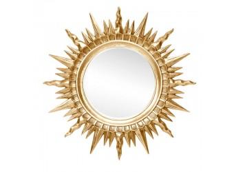 Настенное зеркало 1810 (1) (золото)
