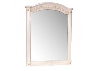 Настенное зеркало Карина-3 К3/01 (бежевое)