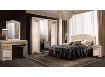 Спальня Карина-3 - композиция 2 (бежевая)