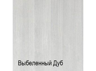 Угловой стеллаж Амели АМСЛ-1 (торцевой) (дуб)