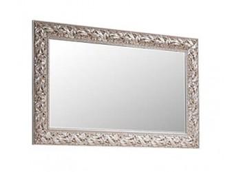 Настенное зеркало Тиффани Премиум ТФ/01(П) (серебро)