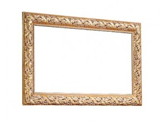 Настенное зеркало Тиффани ТФ/01 (золото)