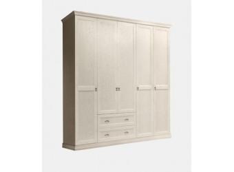 Пятистворчатый шкаф для одежды Венеция ВНШ2/51 (дуб седан)